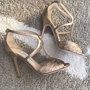 *Authentic* Jimmy Choo Strappy Heels